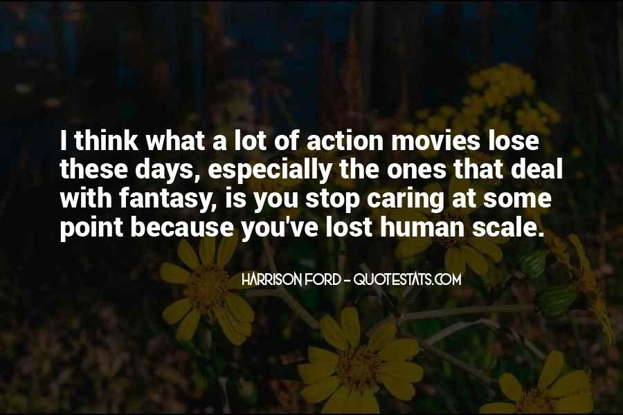 Quotes About Stop Caring So Much #1541012