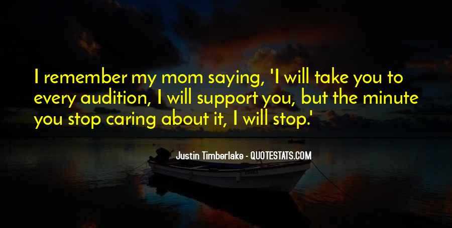 Quotes About Stop Caring So Much #247549