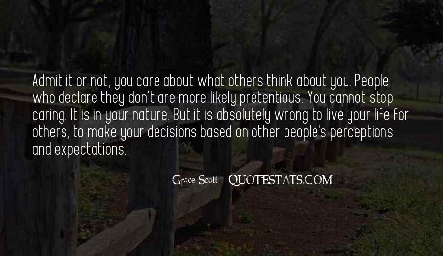 Quotes About Stop Caring So Much #954342