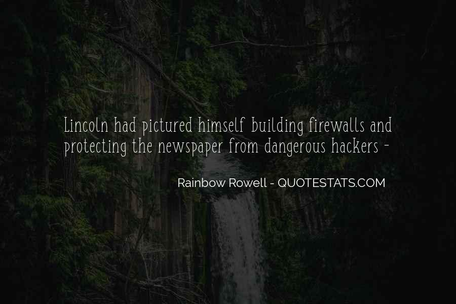Quotes About Hackers #1049044