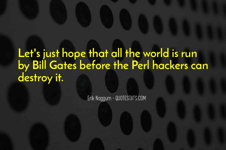 Quotes About Hackers #121415