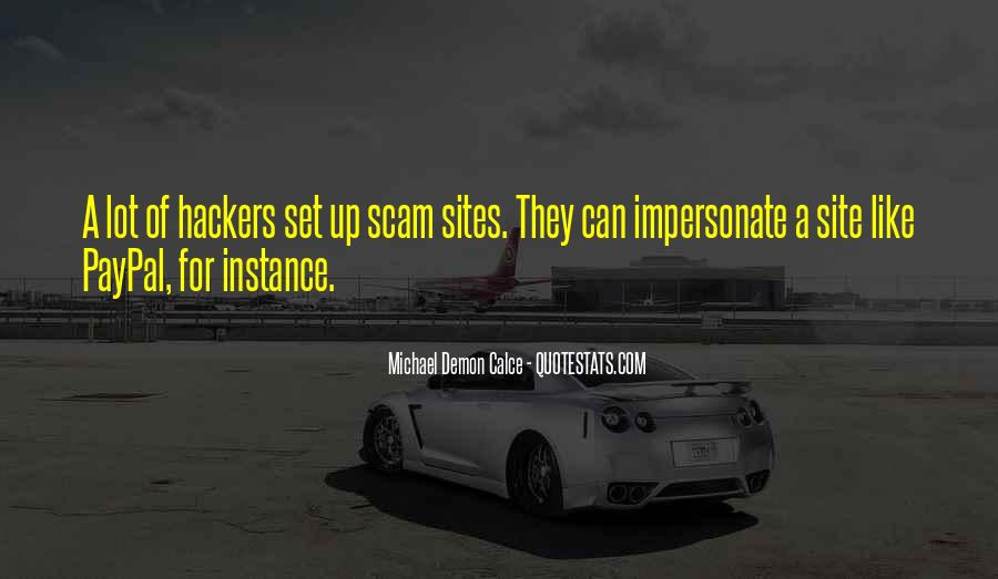 Quotes About Hackers #1231087