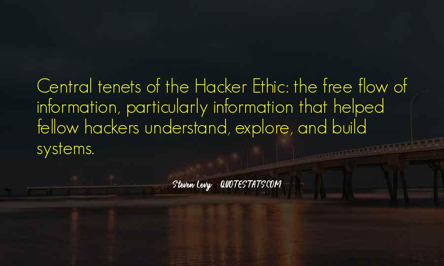 Quotes About Hackers #1258819