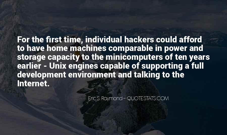 Quotes About Hackers #151022