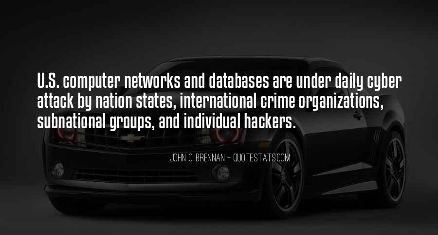 Quotes About Hackers #1512262