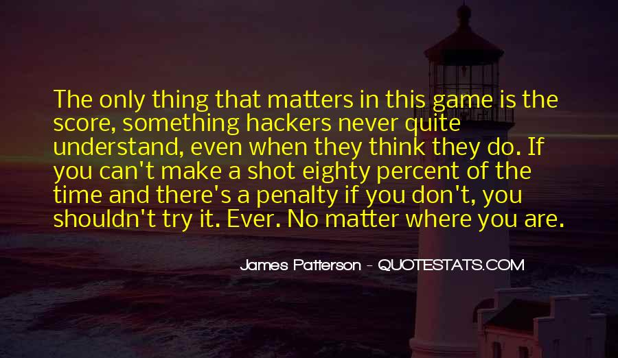 Quotes About Hackers #1787003