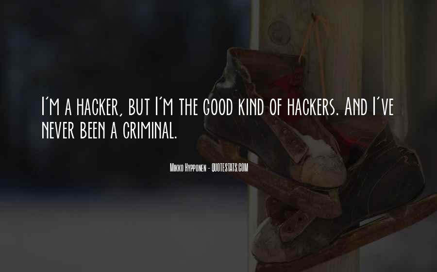 Quotes About Hackers #383478