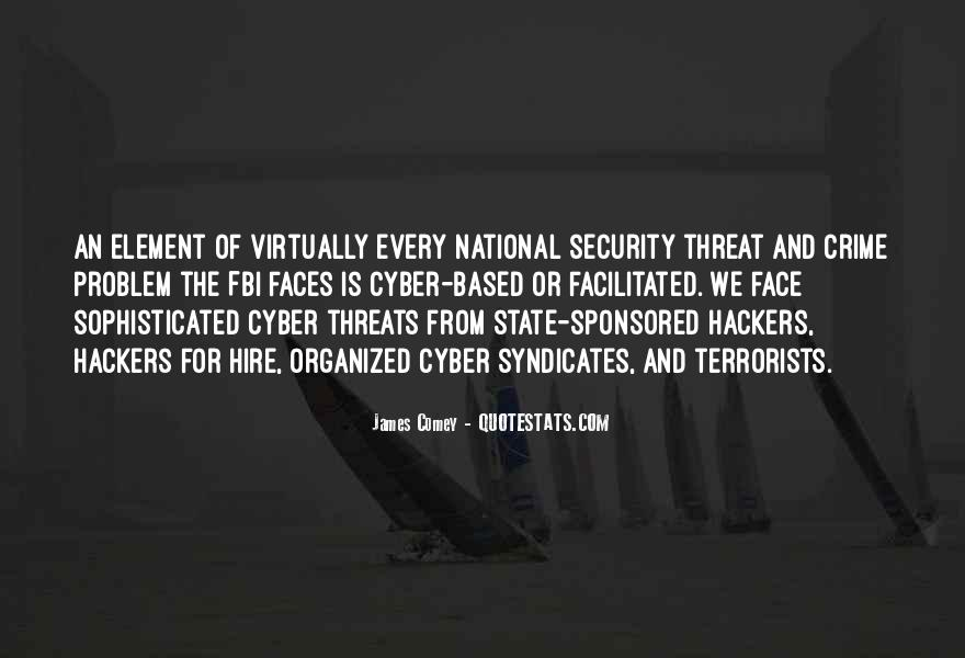 Quotes About Hackers #684096