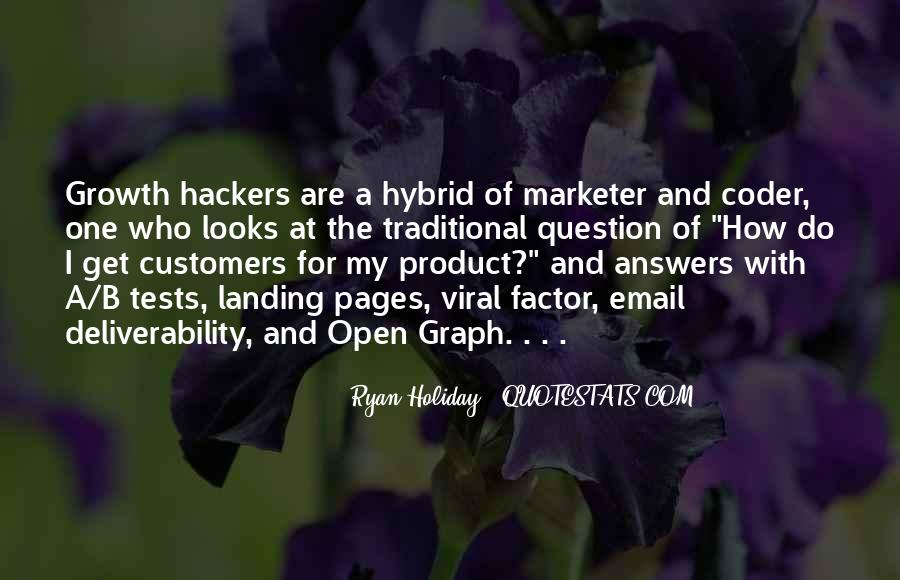 Quotes About Hackers #699752
