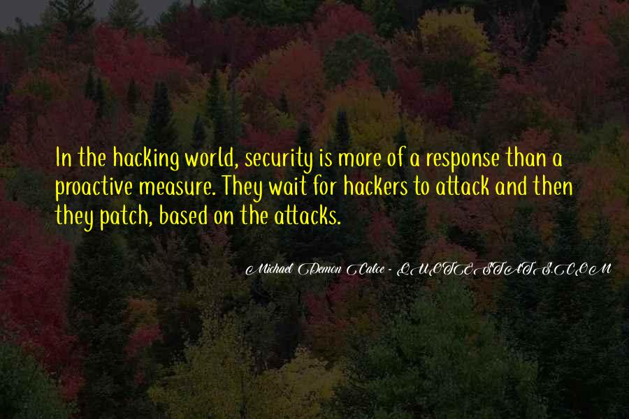 Quotes About Hackers #888941