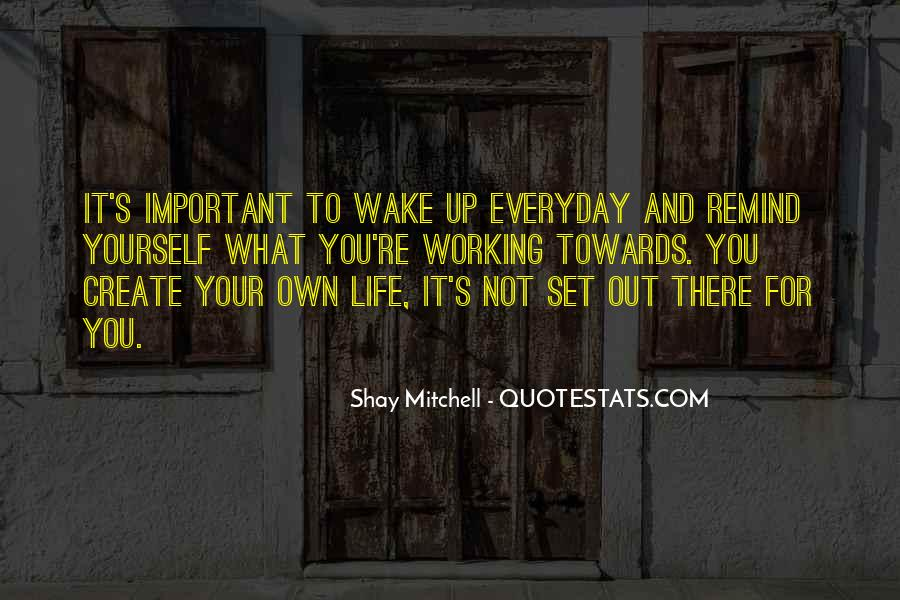 Quotes About Life Not Working Out #1169540