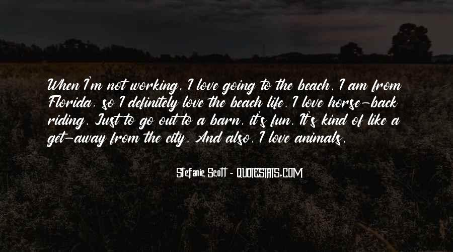 Quotes About Life Not Working Out #1402767