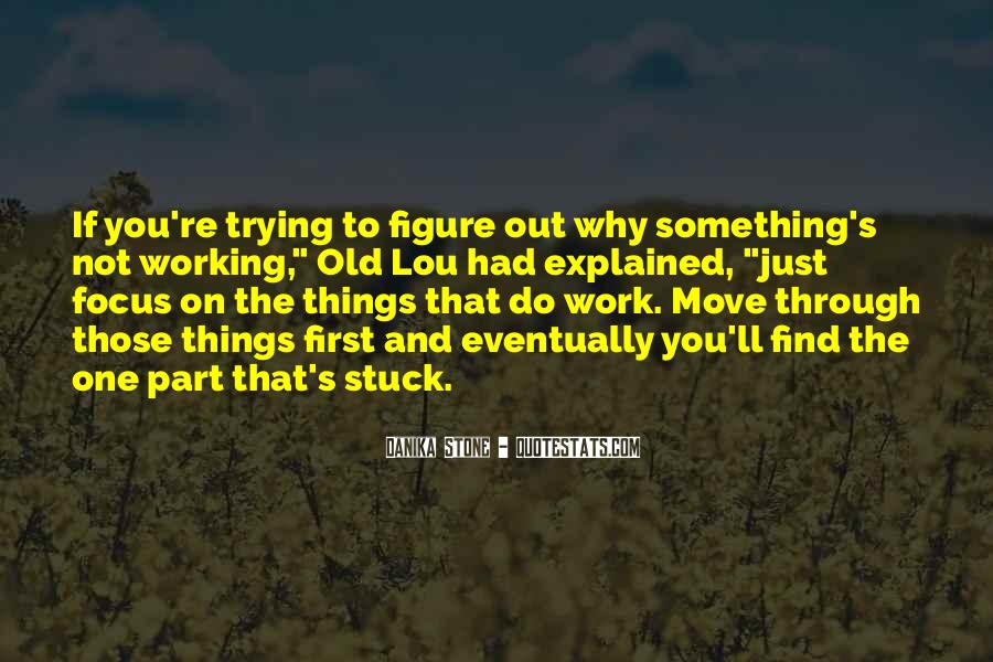 Quotes About Life Not Working Out #945050
