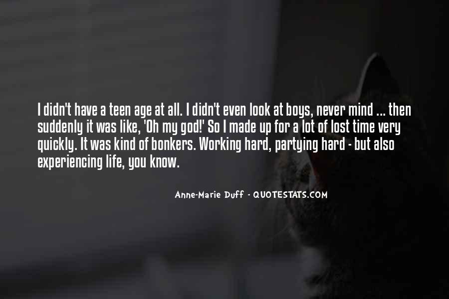 Quotes About Life Not Working Out #94767
