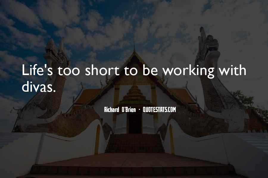 Quotes About Life Not Working Out #95403