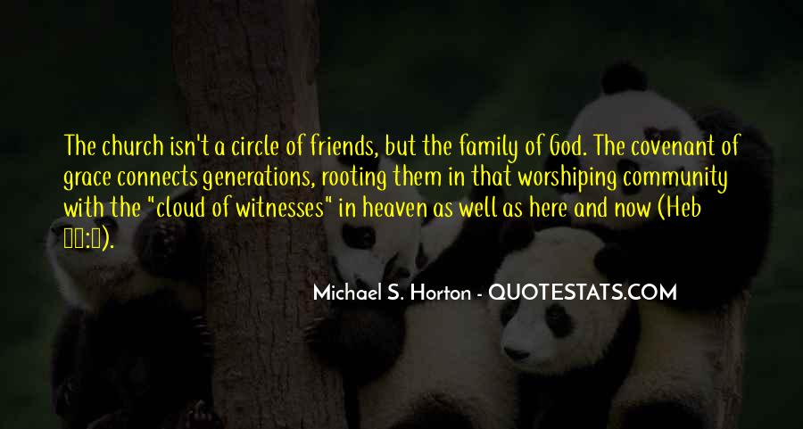 Quotes About Community And Church #1101304