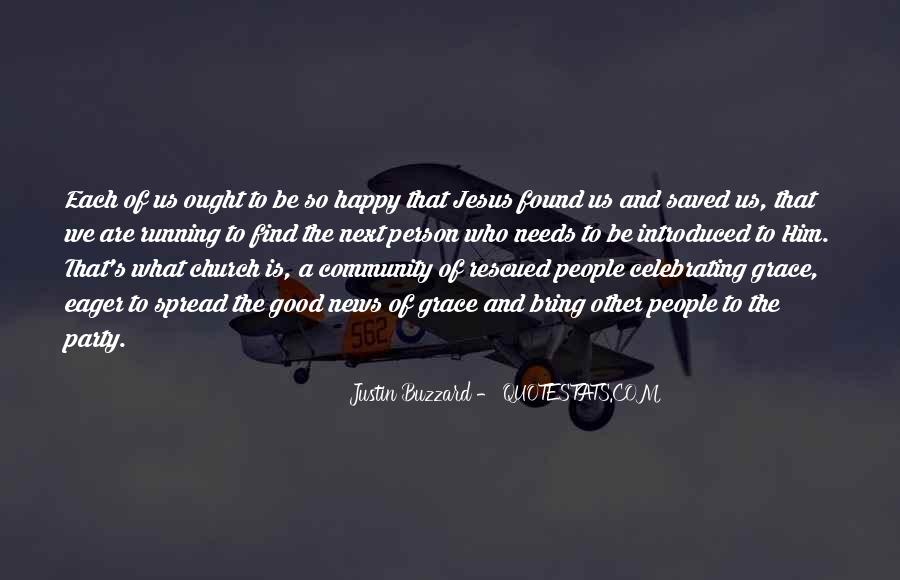Quotes About Community And Church #1349467