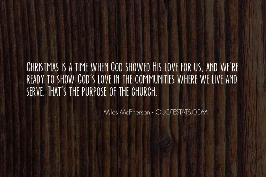 Quotes About Community And Church #1357583