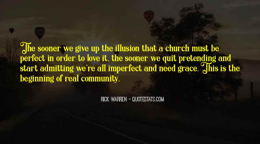 Quotes About Community And Church #1459814