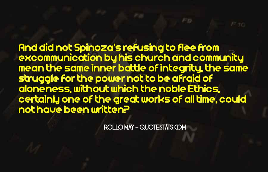 Quotes About Community And Church #1499072
