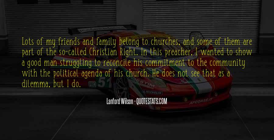Quotes About Community And Church #1621292