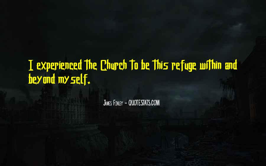Quotes About Community And Church #40992