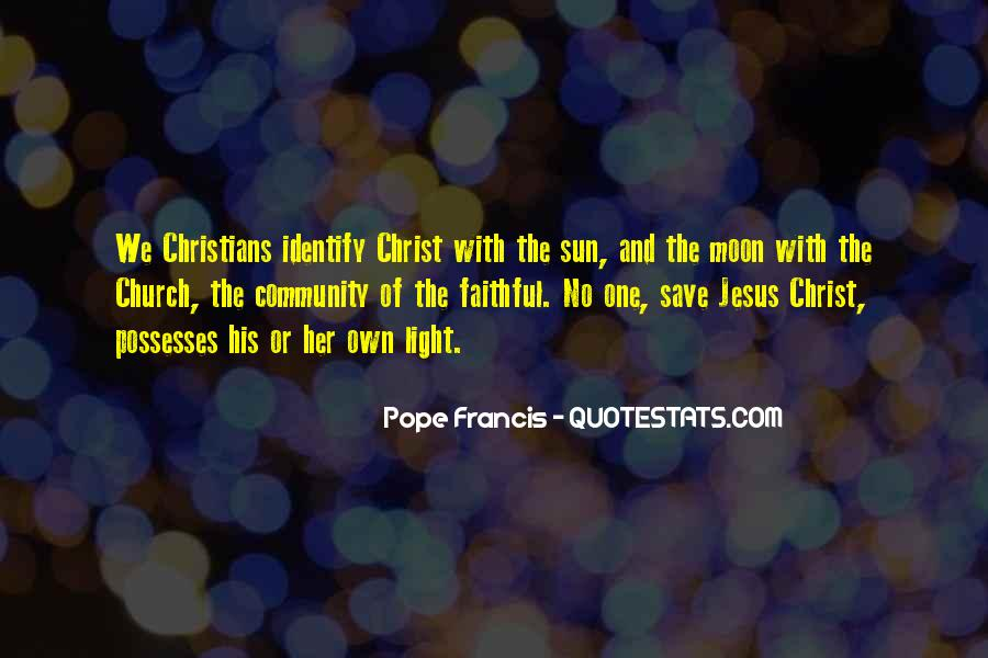 Quotes About Community And Church #426852