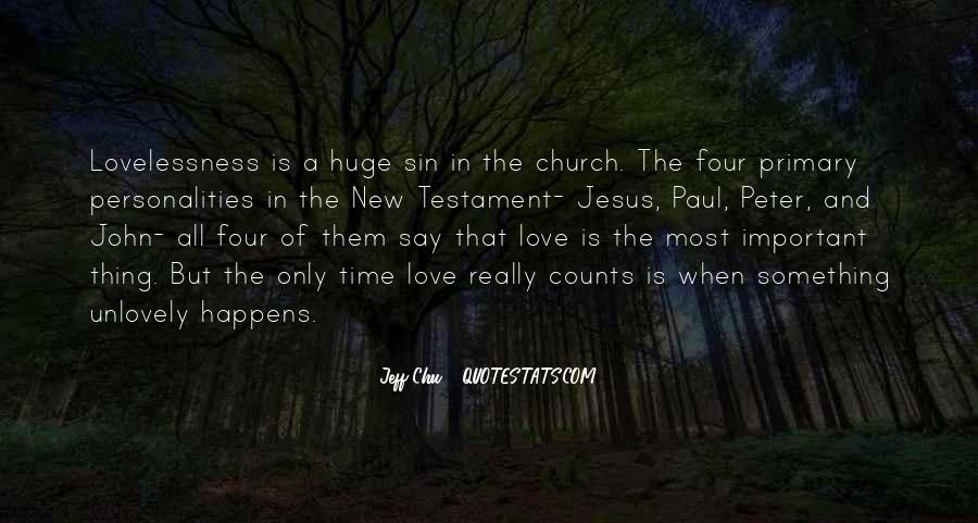 Quotes About Community And Church #459963