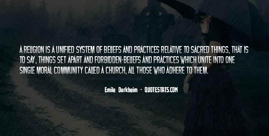 Quotes About Community And Church #477545