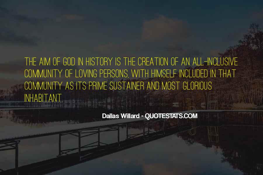Quotes About Community And Church #675724