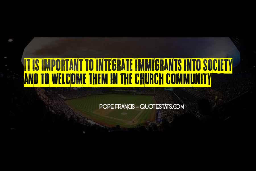 Quotes About Community And Church #759062