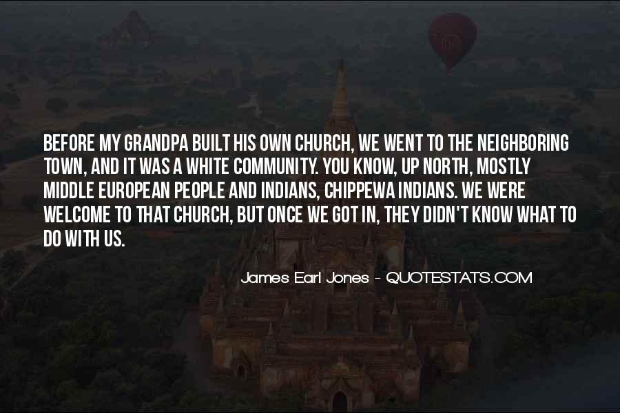 Quotes About Community And Church #790327