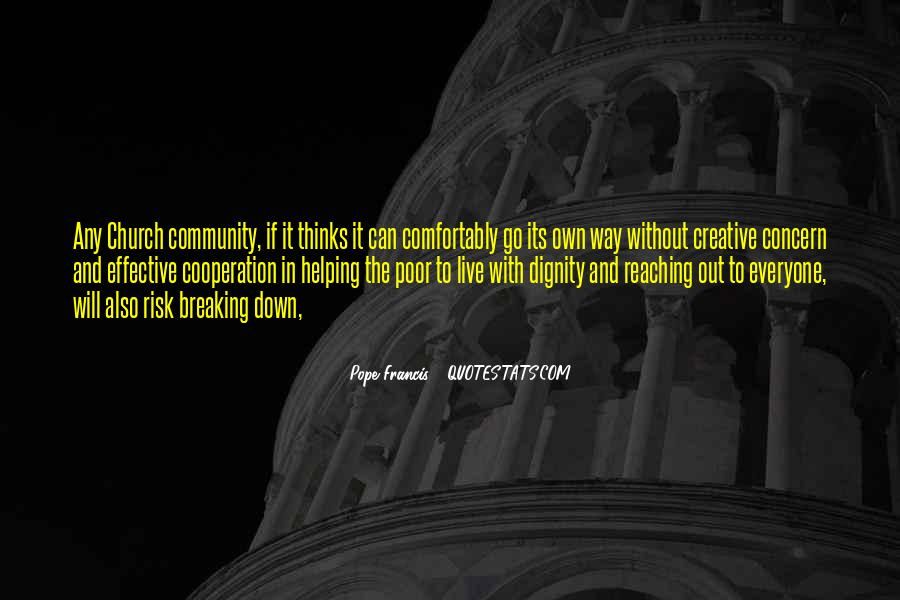 Quotes About Community And Church #816410