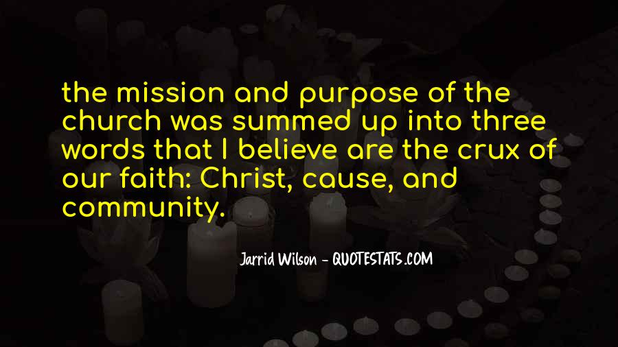 Quotes About Community And Church #921810