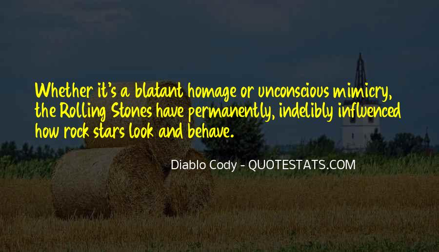 Quotes About Mimicry #1553313