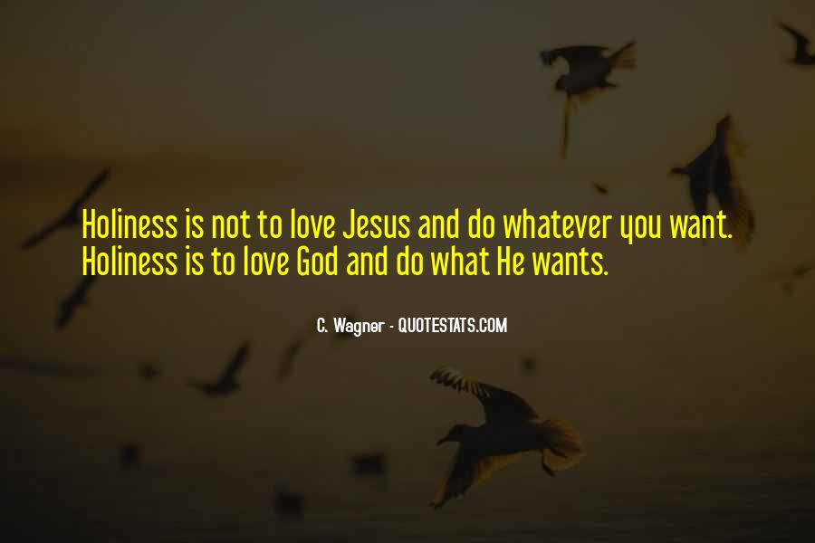 Quotes About Jesus And Love #105464