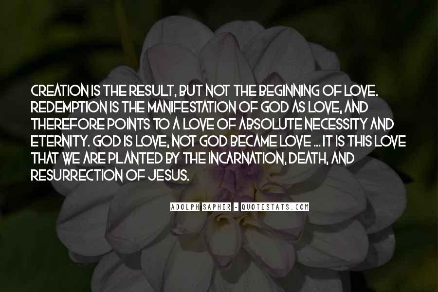 Quotes About Jesus And Love #150515