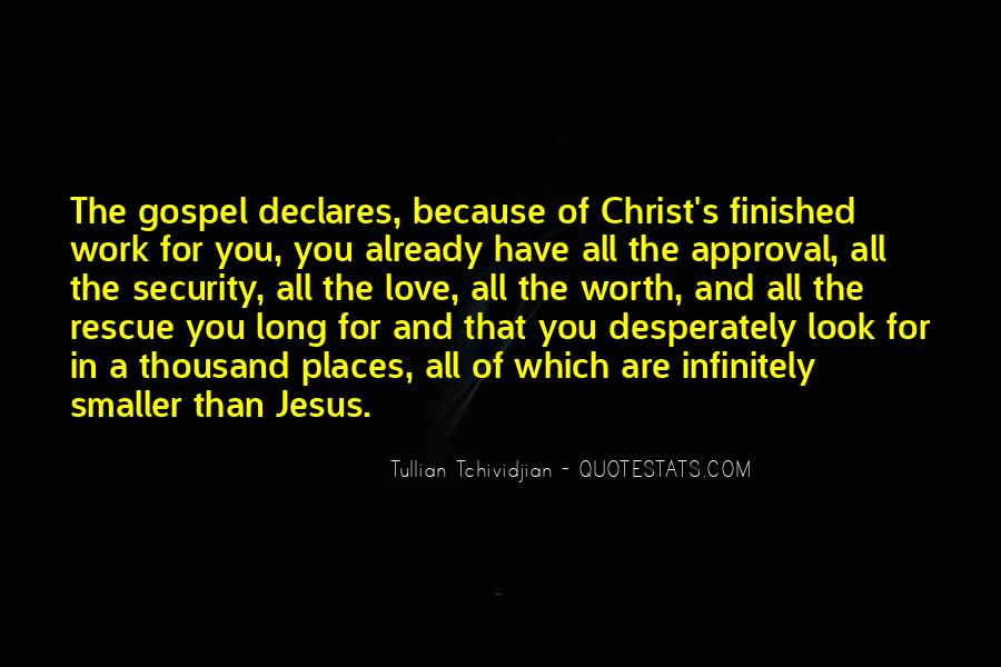Quotes About Jesus And Love #150630