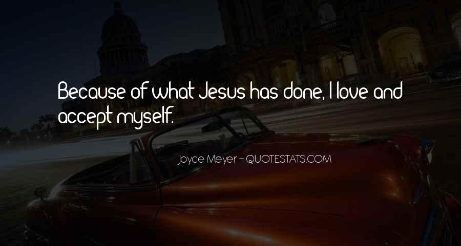 Quotes About Jesus And Love #170797