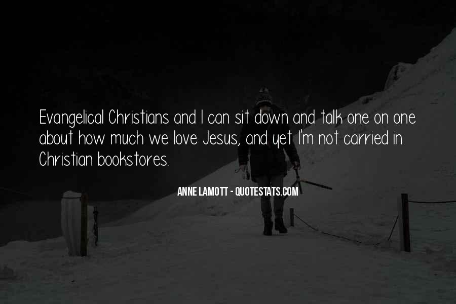 Quotes About Jesus And Love #177941