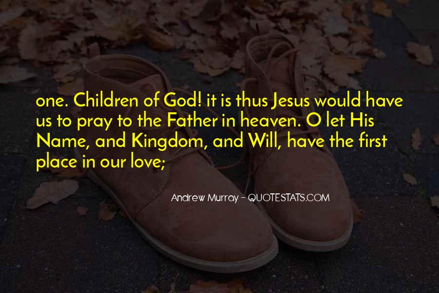 Quotes About Jesus And Love #178260