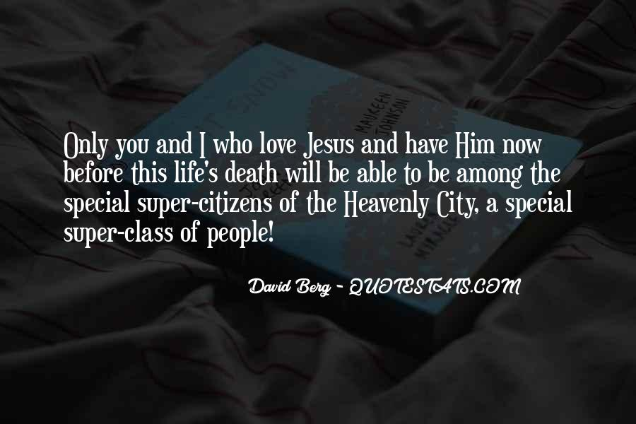 Quotes About Jesus And Love #279799