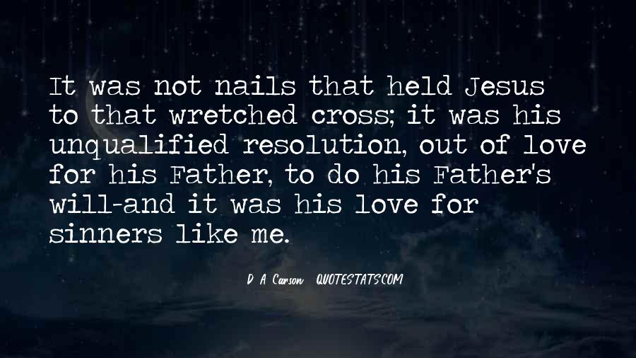 Quotes About Jesus And Love #284925