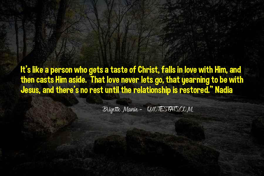 Quotes About Jesus And Love #57124