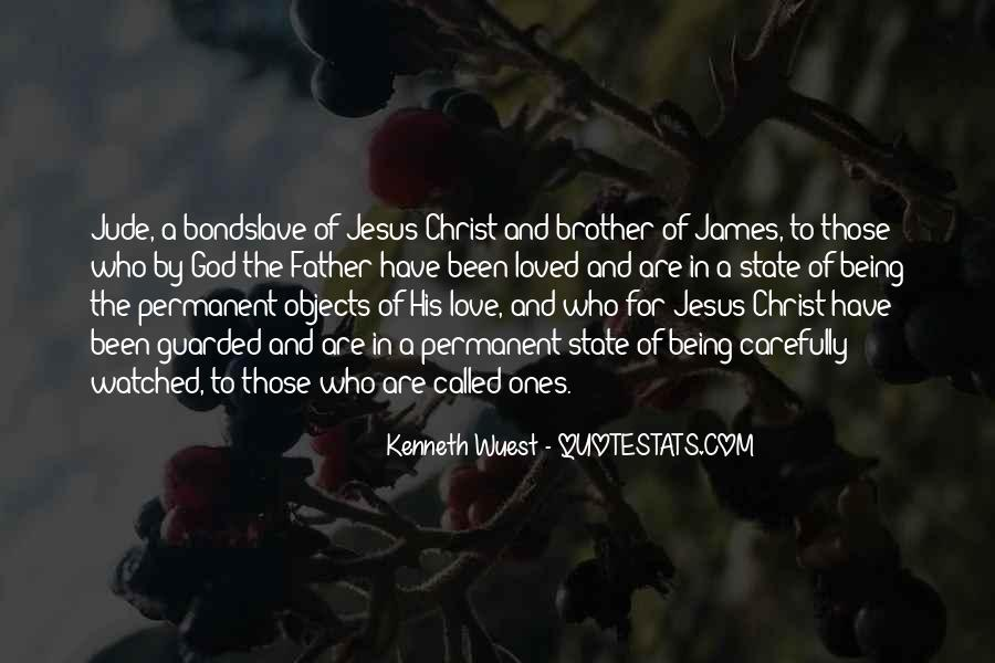 Quotes About Jesus And Love #65931