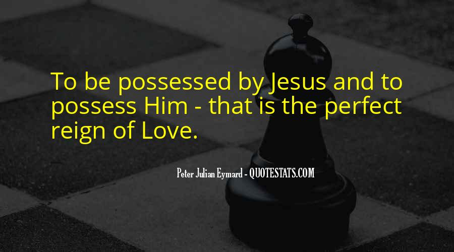Quotes About Jesus And Love #98956