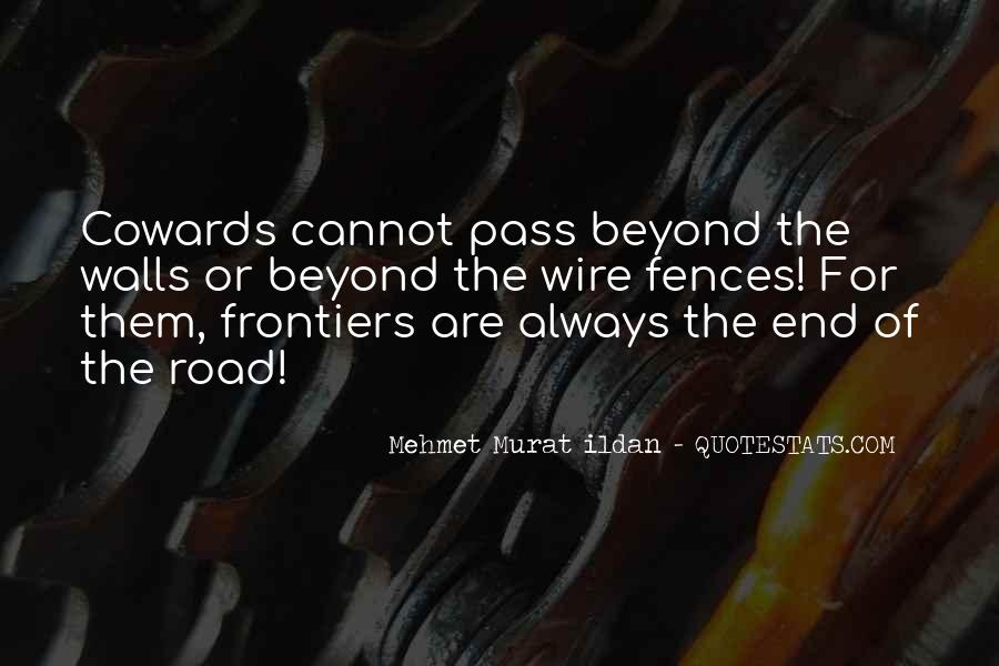 Quotes About The End Of The Road #1051180