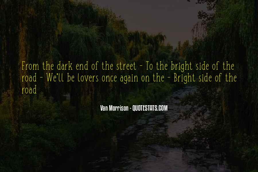 Quotes About The End Of The Road #608091