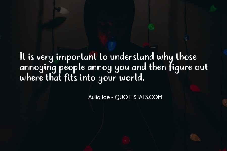 Quotes About Why Life Is Important #1735236