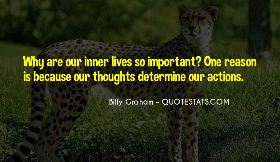 Quotes About Why Life Is Important #316493